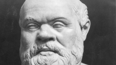 Donald Trump's ''alternative facts'' would not have done well with Greek philosopher Socrates.