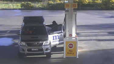 Victoria Police believe these men in a silver Toyota Hilux ute could help with investigations into a daylight carjacking.