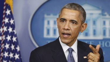 Barack Obama has moved on emissions of methane, a potent greenhouse gas.