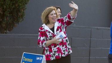 Liberal MP Teresa Gambaro