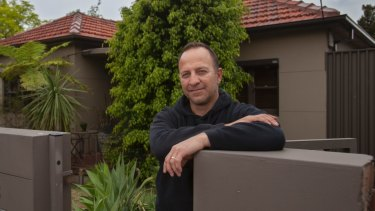 Fotis Maggos sold his Princes Highway home to a developer.