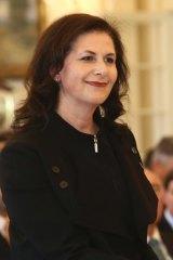 Senator Concetta Fierravanti-Wells may also get a promotion.