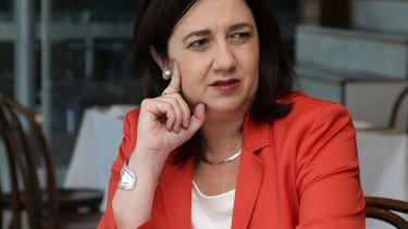Queensland Premier Annastacia Palaszczuk pointed to her two budgets, with a third on the way, and their focus on jobs as her biggest achievement in office.