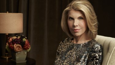 Christine Baranski is the latest celebrity to try to get aboard the SNL bandwagon.