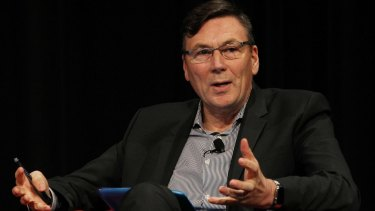 David Thodey, chairman of the CSIRO, will be questioned by a Senate committee this week.
