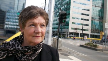 Lifting the lid: Alison Moore, insurance company whistleblower, once worked for Combined Insurance.