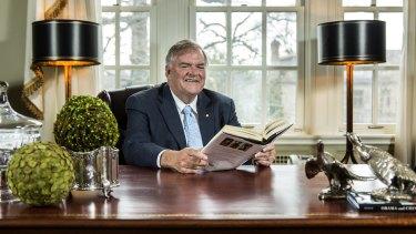 Kim Beazley, Australian ambassador to the United States.