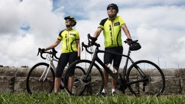 Charles Gardner and his partner Fiona Emsley  are riding in the Tour de France spin-off event L'Etape on Saturday.