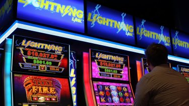 Poker machines accounted for $11.6 billion of the $23 billion punters lost last year.