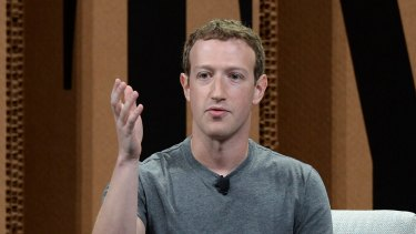 Mark Zuckerberg, ruler of social media giant Facebook. The company's reach is everywhere, stoking fears over how it might affect society.
