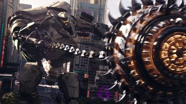 Destruction abounds in Pacific Rim Uprising.