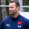 Cordner man: How Boyd is helping Tedesco and Roosters roll with punches