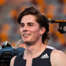 Browning quickest man ever in Australia, now for 100m in Tokyo