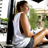 Thanks to torrential rain, Brisbane became as humid as Cairns, Darwin