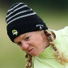 Olson leads by three at windy Women's British Open
