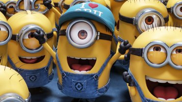The ever popular Minions steal the show yet again in Despicable Me 3.