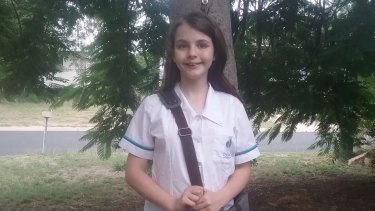 More than 16,000 people have signed a petition to stop Tayla Sekhmet being bullied.
