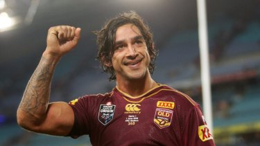 Johnathan Thurston believes there's no bigger honour in the game than being voted by your peers as the best player in the game.