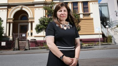 Labor spokeswoman for disability services Sophie Cotsis says the statistics are scandalous.