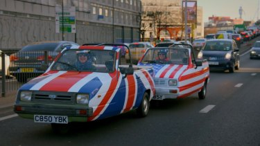Another criticism of the new Top Gear is that the England vs United States theme grated on fans.