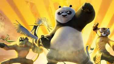 <i>Kung Fu Panda 3</i> reunites Po and friends.