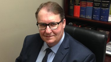 Lawyer Peter Kelso is fighting for the rights of the victims of the Parramatta Girls Training School.