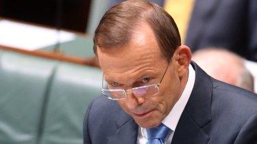 Prime Minister Tony Abbott ... a dead man walking?