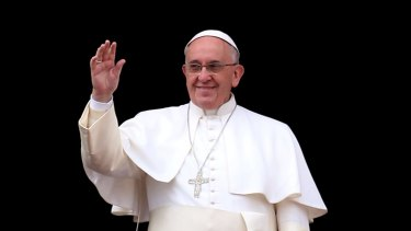 Pope Francis found common ground with women worldwide last week.