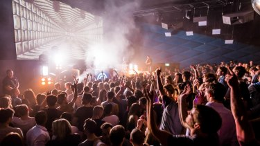 Academy Nightclub, one of the large venues which would have been hit by the 3am licence fee hikes.