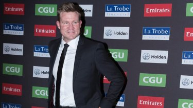 Pies coach Nathan Buckley.