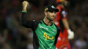 Numbers show Glenn Maxwell has been the BBL's best fieldsman.