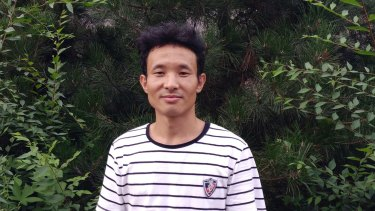 Hua Haifeng, here in 2016, been arrested and another two have gone missing following their investigations into working conditions at a Chinese factory that produces Ivanka Trump-brand shoes.