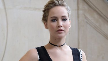 Within 24 hours, media outlets were laying the fault at Jennifer Lawrence's feet.