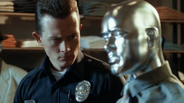 Robert Patrick in <i>Terminator 2: Judgment Day</i>.