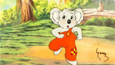 The Adventures of Blinky Bill tells the story of Australian wildlife forced out of their bush home.