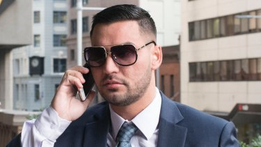 Record payout: Salim Mehajer says he will sue Australian media outlets for $103 million.