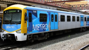 Trains are set to grind to a halt on Friday.