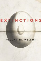 <i>Extinctions</i> by Josephine Wilson.