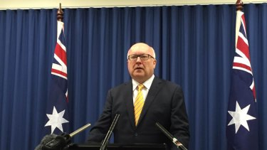 "The plebiscite question should be ""simple and self-explanatory,"" the Attorney-General says."