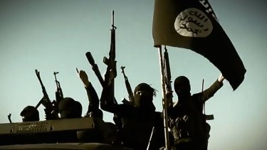 Islamic State: Fanning hatred.