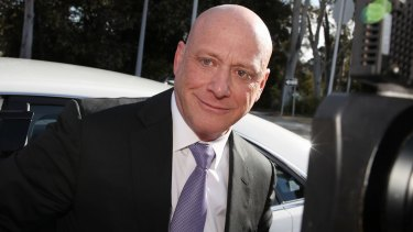 Andy Vesey, chief executive of AGL, which has moved to avert any push from Canberra to break up the company.