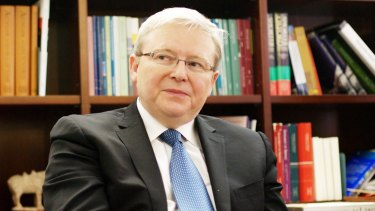Kevin Rudd is grappling with the best way to approach a crisis to which there are no easy answers.