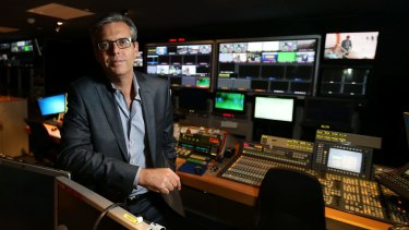 """""""There has been a lot of renovation TV on this year. It definitely been saturated in that area,"""" Nine Entertainment's head of programming Andrew Backwell said."""