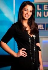 Podcast host Lily Serna.