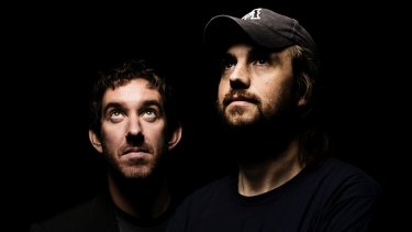 Atlassian founders Scott Farquhar and Mike Cannon-Brookes met at university and have gone on to become one of Australia's most successful business double-acts.