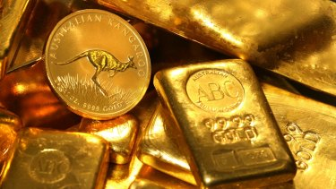 The Australian gold sector has performed spectacularly this year.