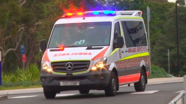 A number of people who called for an ambulance on Monday were left waiting.