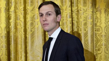 The Kushner company owns more than 20,000 apartments and approximately 14 million square feet of office space