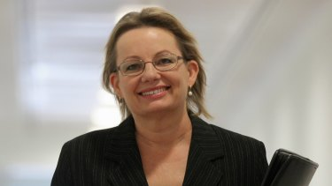 """""""Labor has left a complex, expensive mess behind and this is not an easy overnight fix"""": Sussan Ley."""