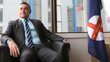 John Barilaro, NSW Minister for Skills, will release the 60-page vocational education report on Wednesday.